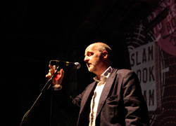 Book Slam Podcast 21 (featuring Will Boyd, Roger McGough, Don Paterson, David Vann and more)