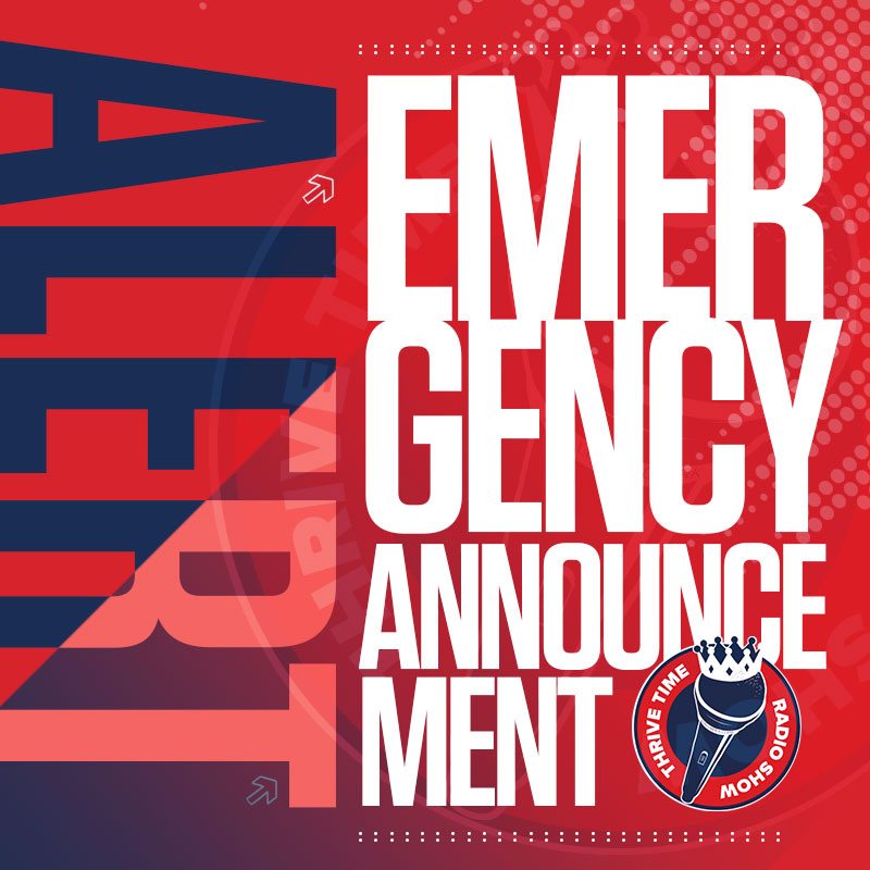 Artwork for Emergency Update | ONLY 42 TICKETS LEFT for the December Conference