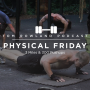 Artwork for PHYSICAL FRIDAY #23 - 3 Miles & 300 Pushups