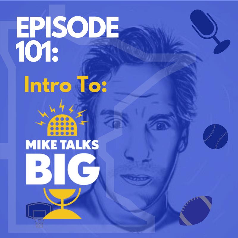 Introduction To Mike Talks Big Minneapolis, Kansas City, Boston, Milwaukee show art