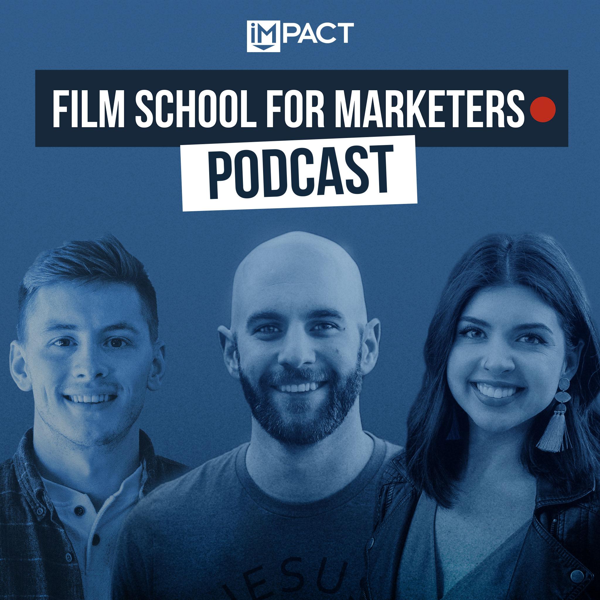 Film School for Marketers show art