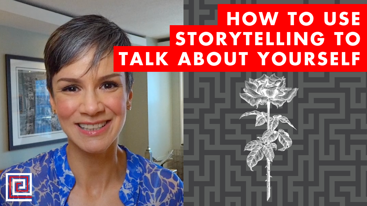Artwork for How to Use Storytelling to Talk About Yourself - EP084