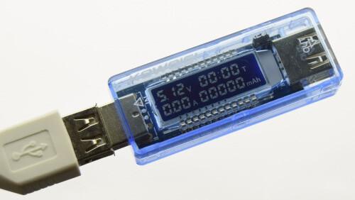 USB power meter