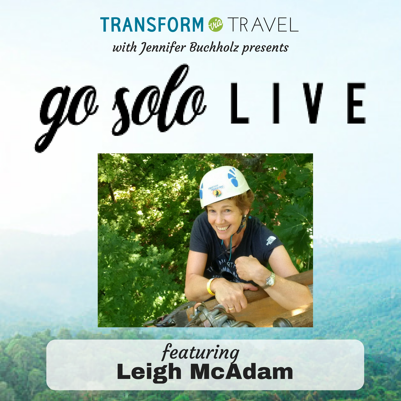 EP 080: Letting Go of your Worries about Solo Travel show art