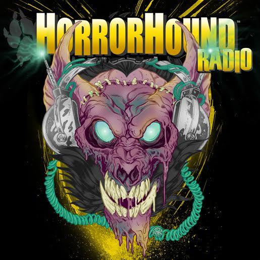 HorrorHound Radio show art