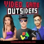 Artwork for Video Game Outsiders for Weds. Dec. 3, 2008 - Episode 152