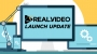 Artwork for REAL.video launch update from founder Mike Adams