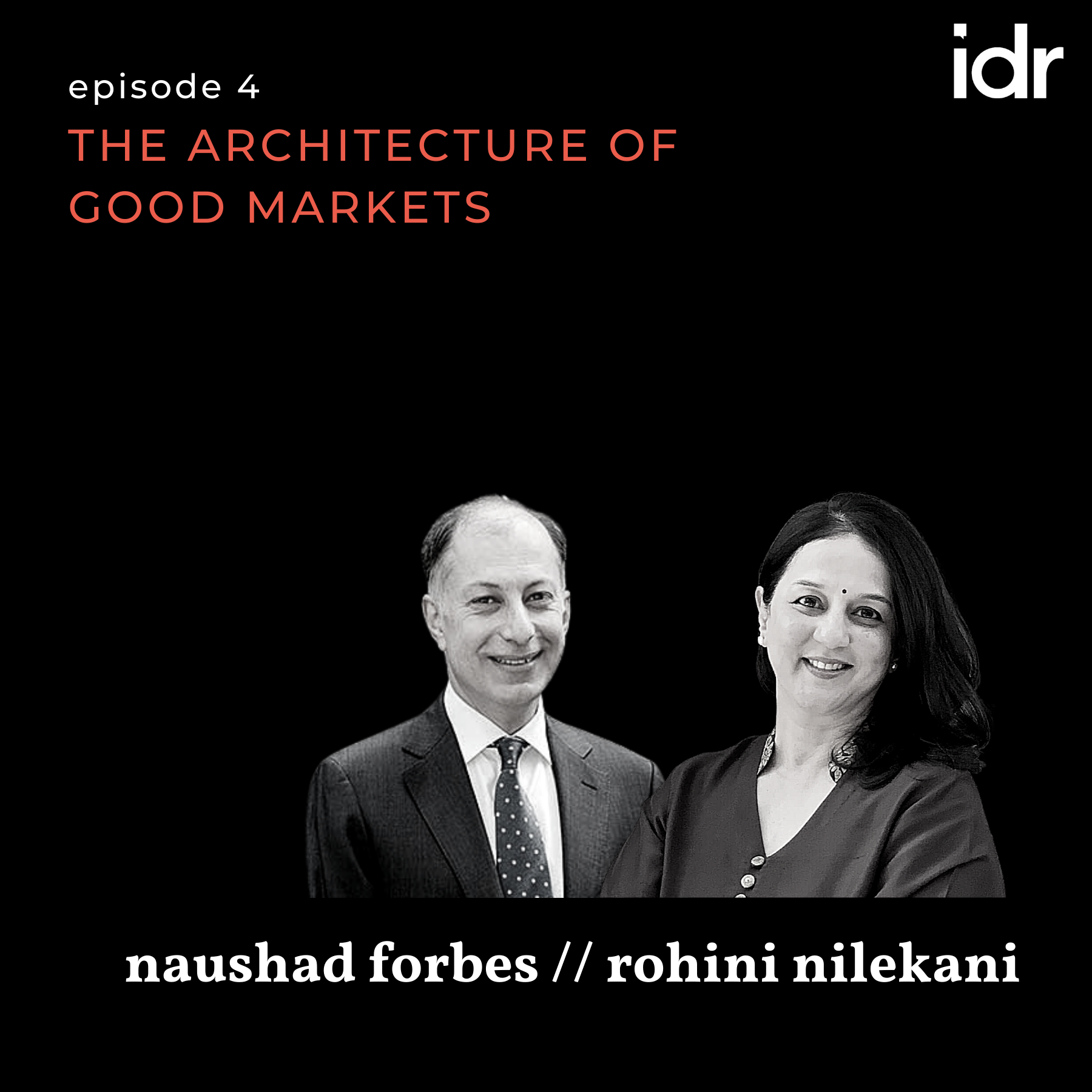 The architecture of good markets