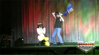 57 - Leo Arcanum & Luna Chase as Ash & Pikachu