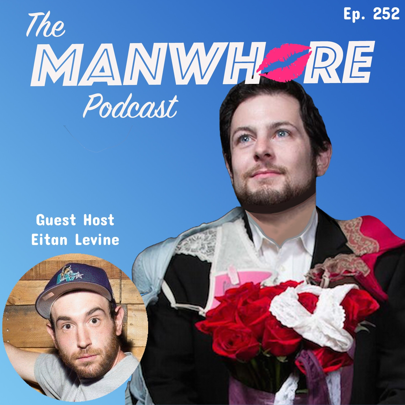 The Manwhore Podcast: A Sex-Positive Quest - Ep. 252: How to Mix Cake and Cunnilingus // AVN Debrief with Eitan Levine