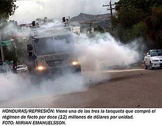 """El Periodismo en Honduras  Pt 1 - Dick Emanuelsson (Spanish  - """"Reporting from Honduras"""")"""