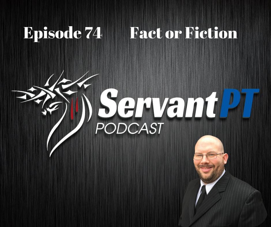 Artwork for Episode 74: Fact or Fiction. You decide.