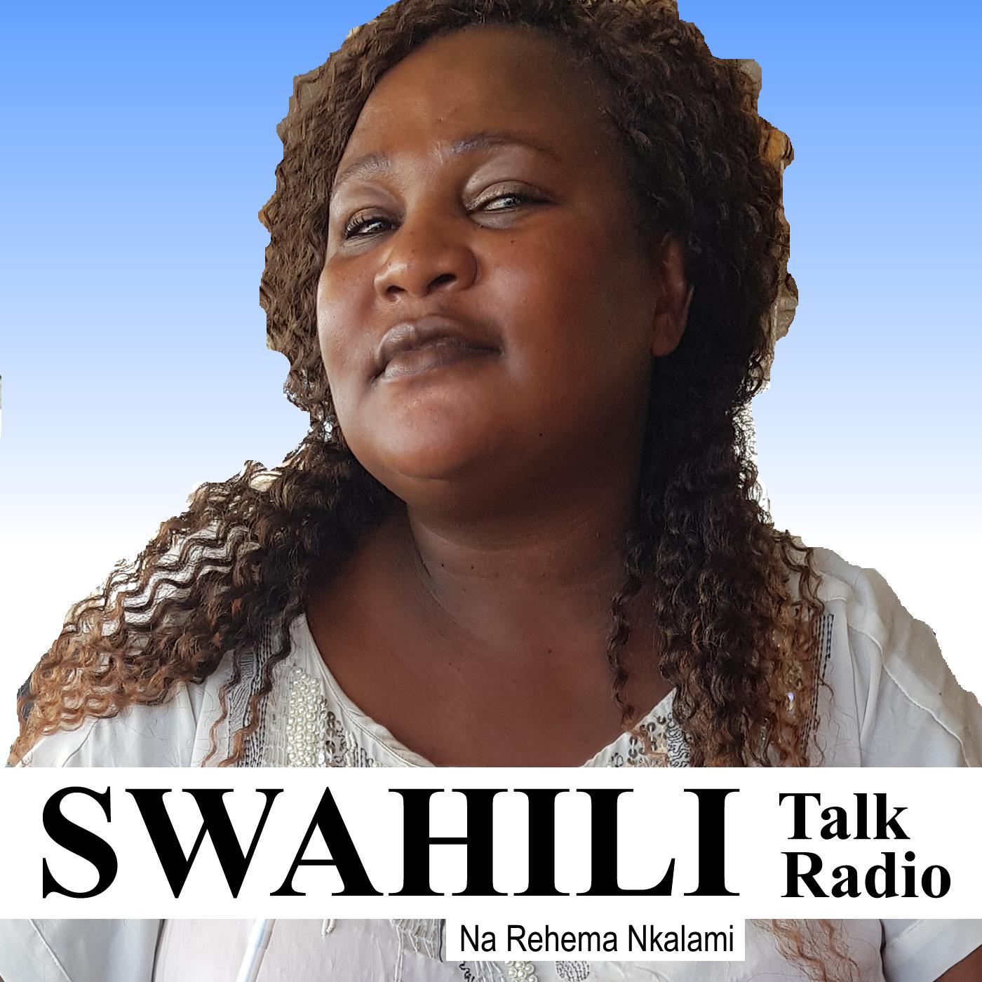 Swahili Talk Radio Podcast show art