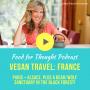 Artwork for Vegan in France (+ Switzerland, too!)