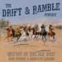 Artwork for Drift and Ramble Podcast EP 15 Wyatt Earp