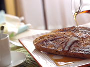 Tapping a  Maine Tradition with Rye Bread French Toast