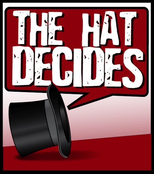 The Hat Decides Podcast Episode 72