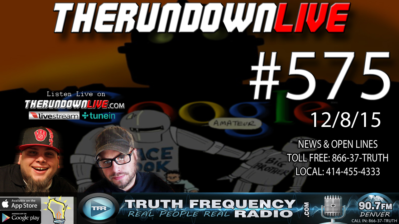 The Rundown Live #575 (DNA Creatures, Tech Future, Google)
