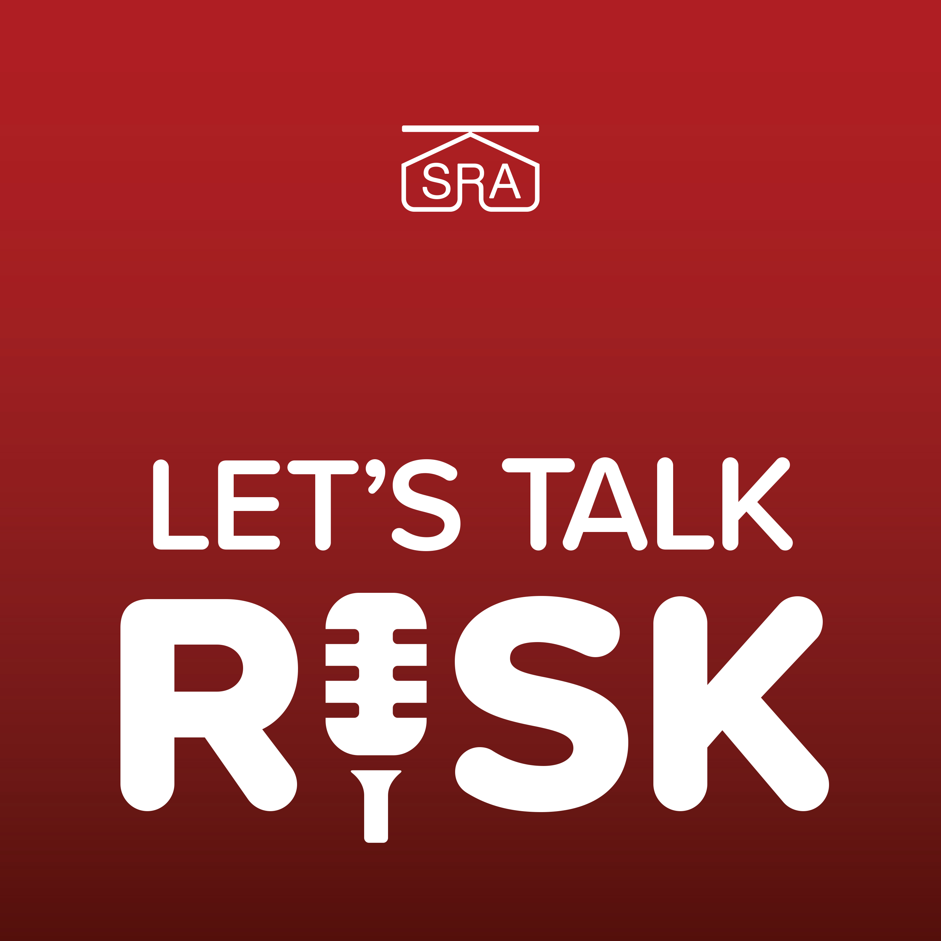 Let's Talk Risk show art