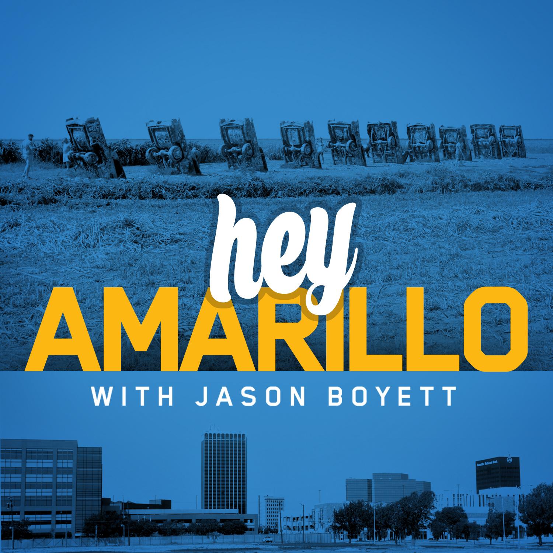 Hey Amarillo show art