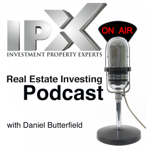Investment Property Experts Podcast show art