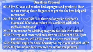 Ask Dr. Doreen - July 24th, 2013