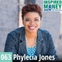 Artwork for 063: The Budgetologist Says You Can Budget Your Way to a Happier Life | Phylecia Jones