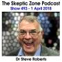 Artwork for The Skeptic Zone #493 - 1.April.2018