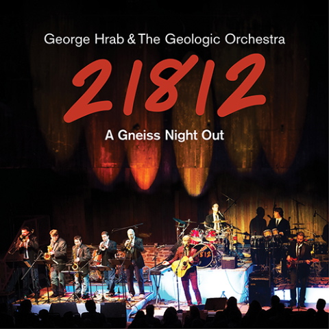 Episode 149 - George Hrab and The Geologic Orchestra LIVE