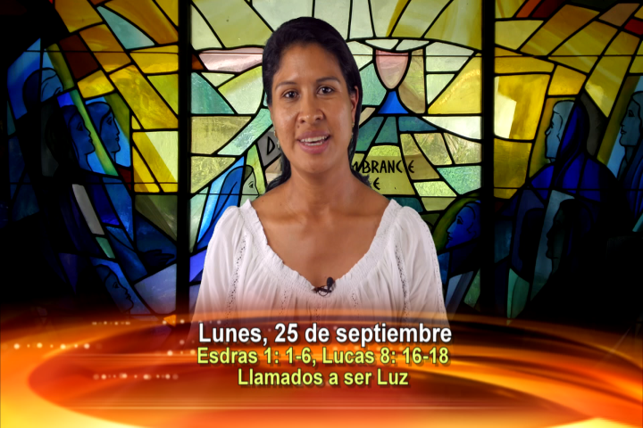 Artwork for Lunes, Septiembre 25, 2017  Tema el hoy: Llamados a ser luz
