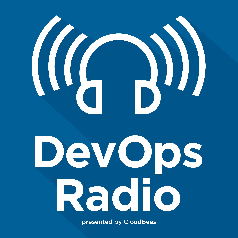 DevOps Radio show art