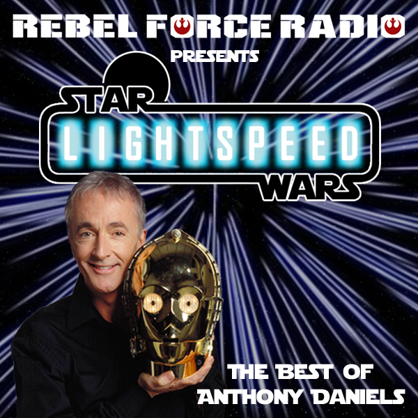 Lightspeed: The Best of Anthony Daniels