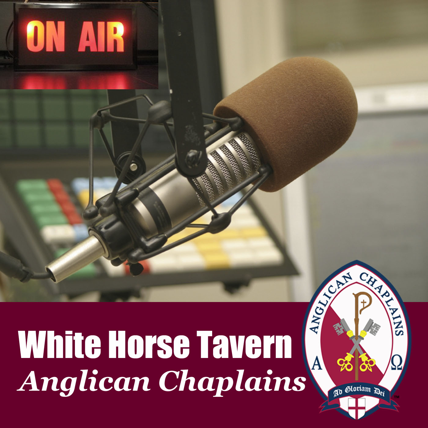 Artwork for Anglican Chaplains WHT Episode #14