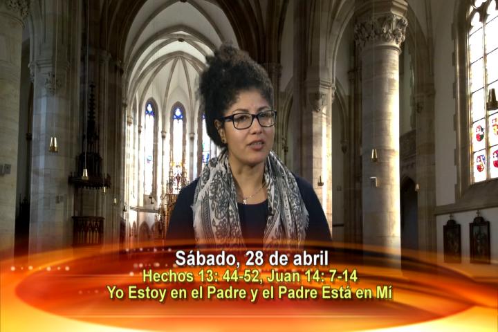 Artwork for Dios te Habla con Jessica De La Torre;  Tema el hoy: Yo estoy en el Padre y el Padre está en mí.