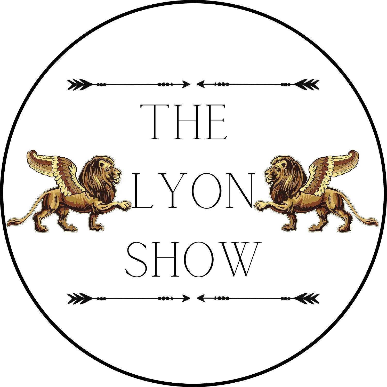 The Lyon Show show art