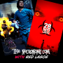 Artwork for The Social Commentary of 28 DAYS LATER (w/Red Lagoe)