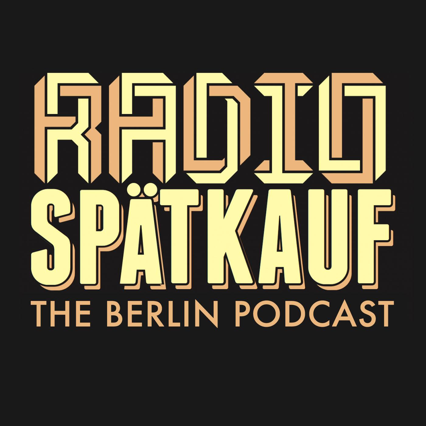 Radio Spaetkauf Berlin show art