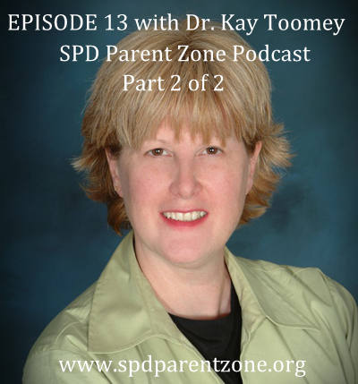 Dr. Kay Toomey (part 2)