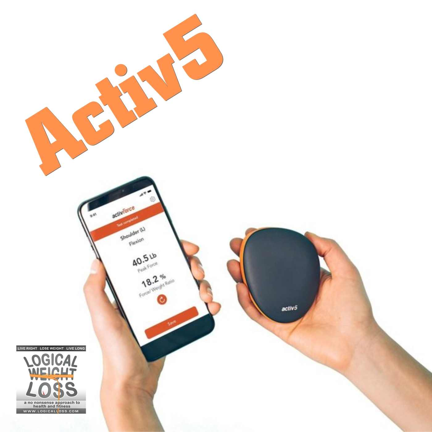 Can Squeezing a Hockey Puck Make Me Sweat? Activ5 Review
