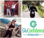 Artwork for The Gluconfidence Podcast, Episode #13: Maggie Callahan and Haleigh Morris (@t1dgirls) share their story