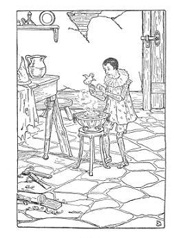 Pinocchio - Chapter 3