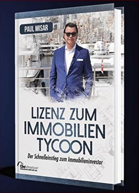 Buch Paul Misar Immobilientycoon