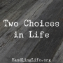 Artwork for Two Choices in Life