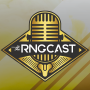 Artwork for The RngCast where Des is on time