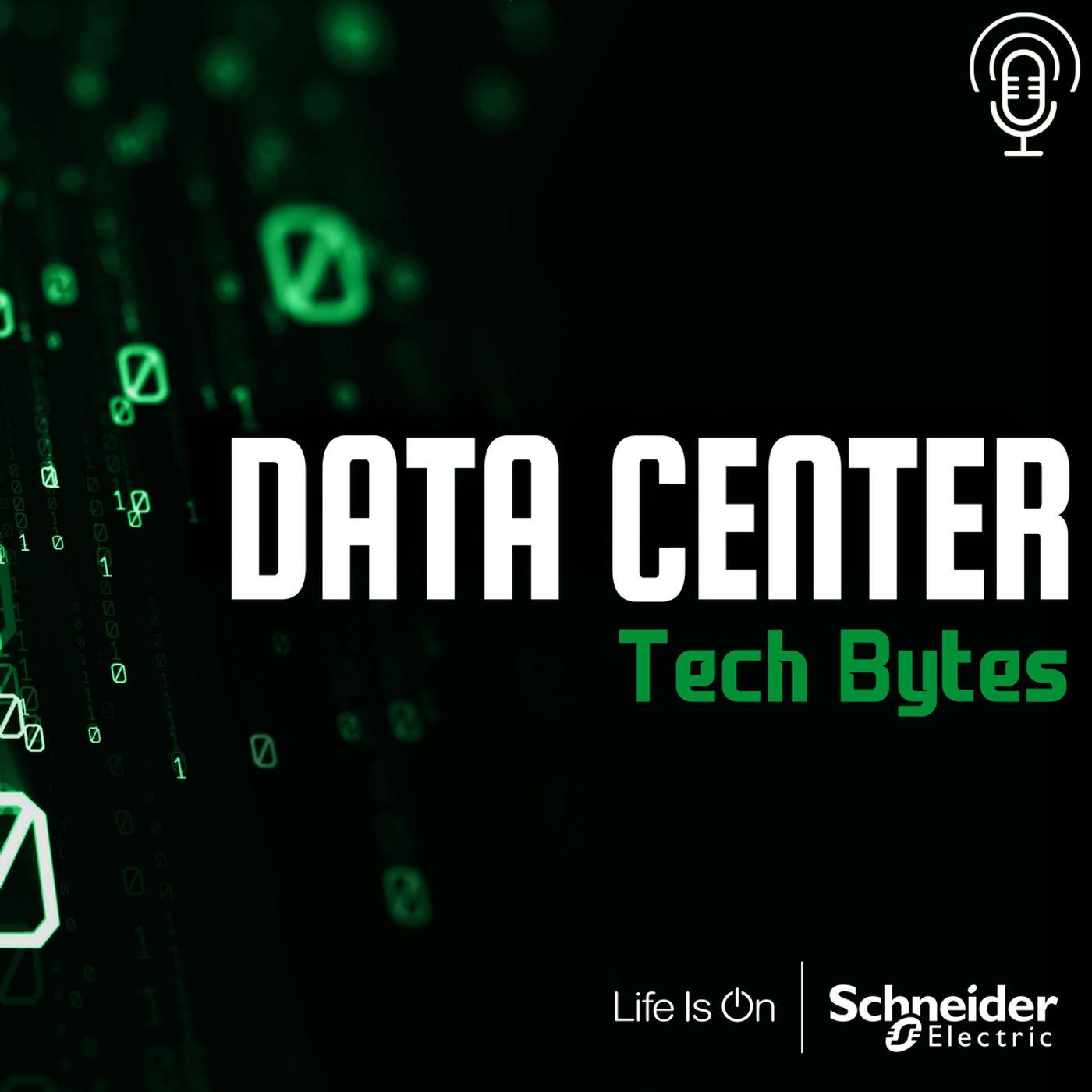 Data Center Tech Bytes show art