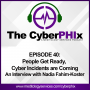 Artwork for People Get Ready, Cyber Incidents are Coming