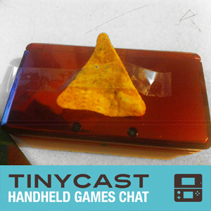 TinyCast 055 - New Doritos Locos 3DS XL