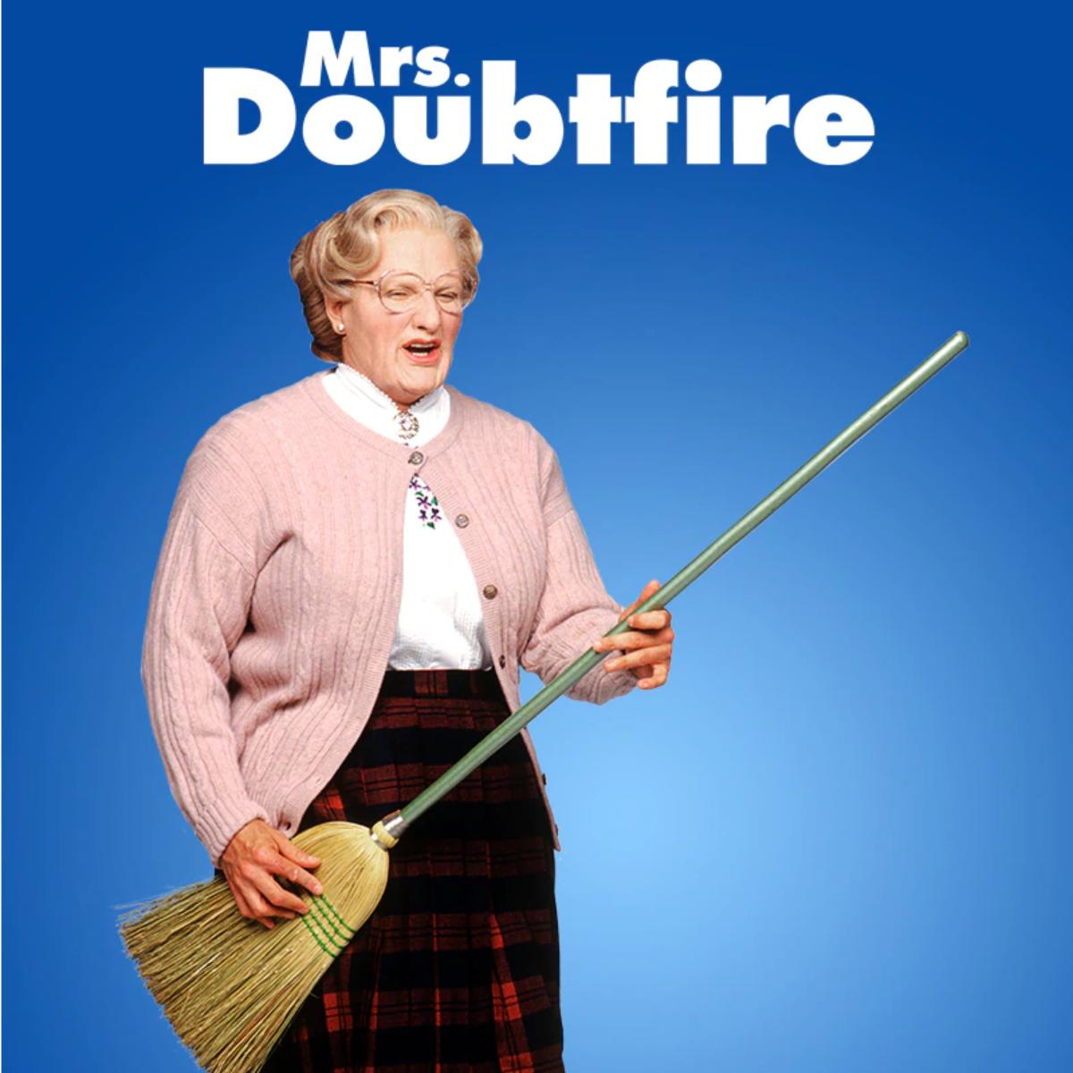 ISTYA Mrs Doubtfire