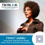 Artwork for Using Deep Learning and Google Street View to Estimate Demographics with Timnit Gebru