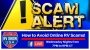 Artwork for How to Avoid an Online RV Scam